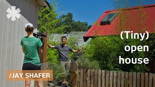 Tiny open house: Jay Shafer's 120-square-foot modular wee home