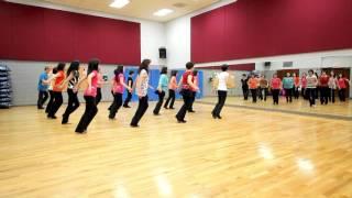 Country & High Heels - Line Dance (Dance & Teach in English & 中文)