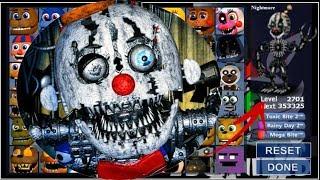 Nightmare Ennard In Fnaf World!! (Mod) #FNaF Final Boss thumbnail