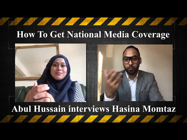 How To Get National Media Coverage