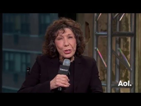 Lily Tomlin Discusses Her Relationship With Jane Fonda | AOL BUILD