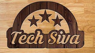 Wie Erstellen Professionelle Logo Auf Dem Handy? | Neuesten Android-Anwendung Zum Erstellen Von Logos | Tech Siva