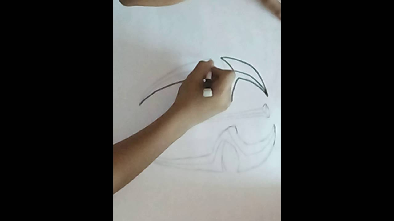 how to draw roman reigns symbol youtube