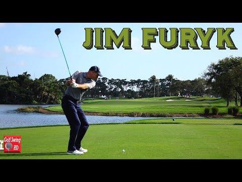 JIM FURYK SLOW MOTION DTL DRIVER GOLF SWING 1080 HD