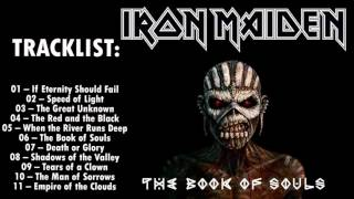The Book Of Souls Iron Maiden Full Album 2015 The Book Of Souls FullHD