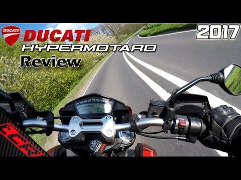 Ducati Hypermotard 939 | Ride Review - Motard Action!!