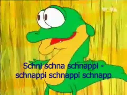 Schnappi mit Untertitel
