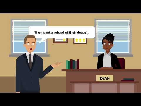 Barrie School v. Patch Case Brief Summary   Law Case Explained