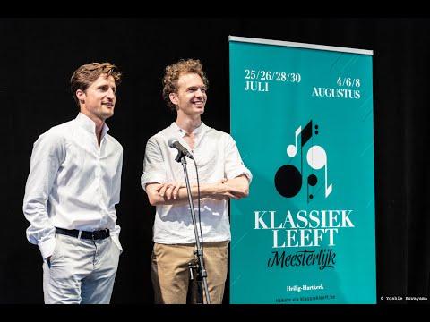 Klassiek Leeft Meesterlijk 2020 - Lorenzo Gatto & Julien Libeer