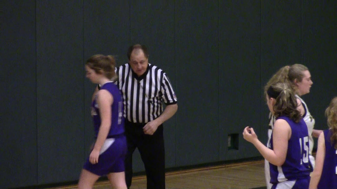 NAC - Ticonderoga JV Girls  1-31-19