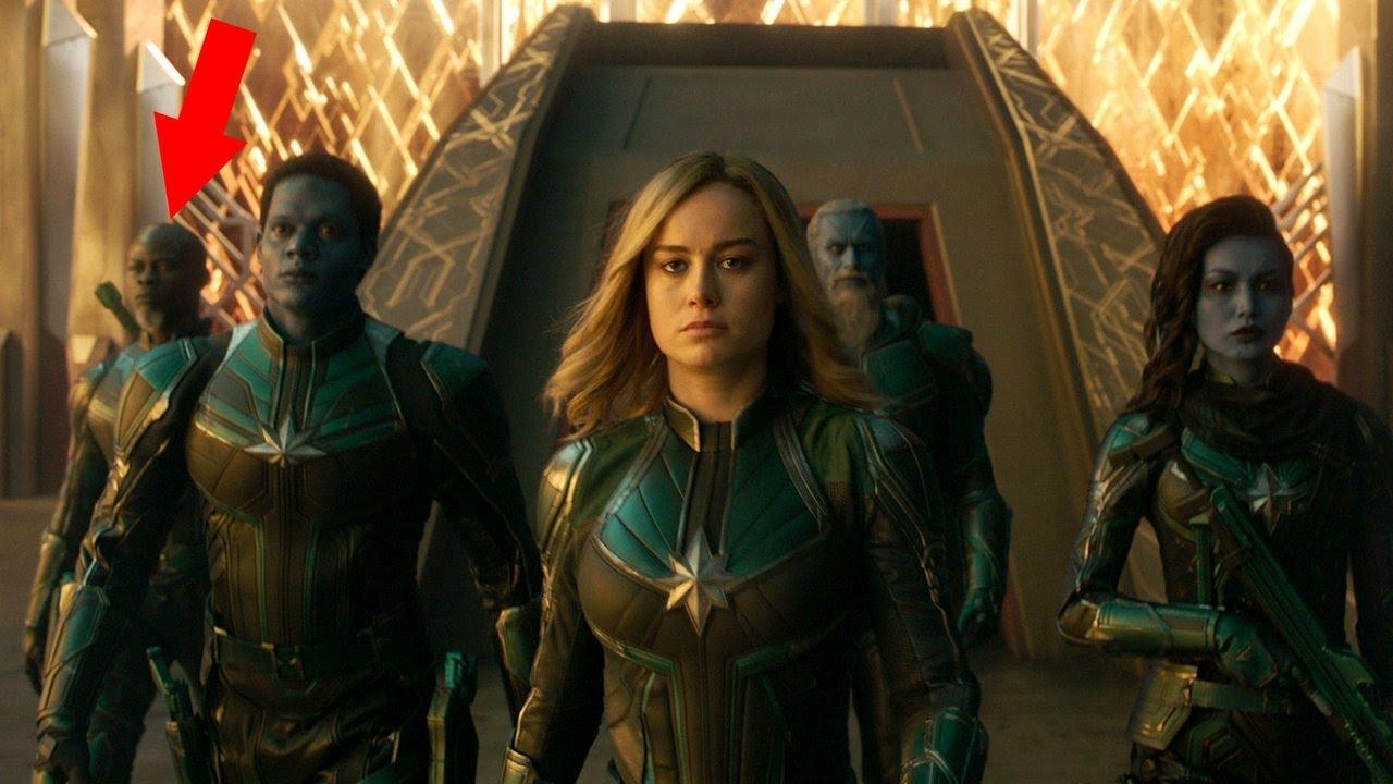 Download Captain Marvel Trailer #2 BREAKDOWN, Secrets and Easter Eggs - Rewind Theater