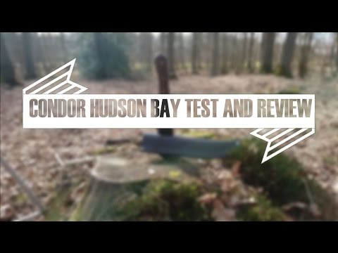 Condor Hudson Bay Test and Review