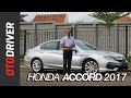 Honda Accord 2017 Review Indonesia | OtoDriver | Supported by Autopro Indonesia