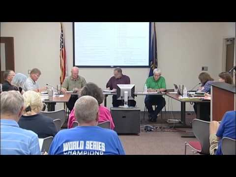 05/26/2016 City Commission Meeting