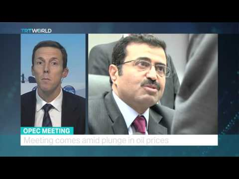 TRT World - IHS Director Spencer Welch talks about OPEC meeting