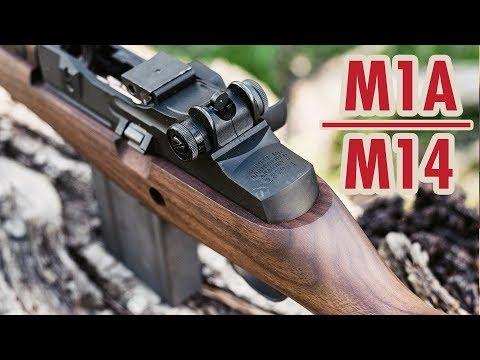 Backyard Battlefield: Introducing the Springfield M1A (M14)