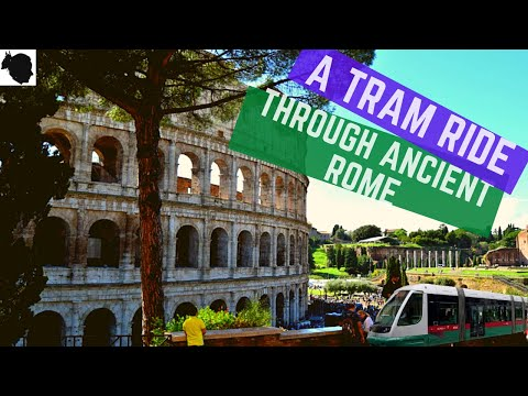 Rome Tram Line 3