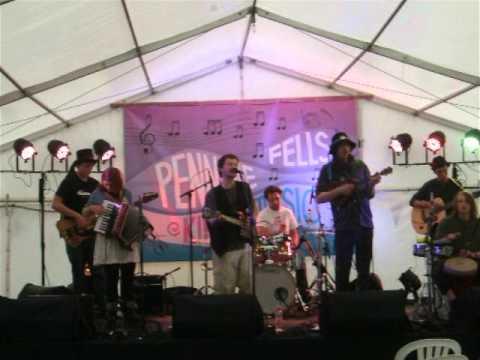 Pikey Beatz @ Pennine Fells Music Weekend