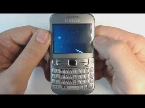 Samsung Ch@t 357 S3570 factory reset