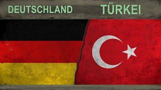 DEUTSCHLAND vs TÜRKEI   Welche Armee ist stärker? Vergleich 2018