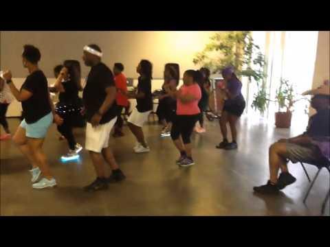 CRESCENDO ~ Meko Carter ~ 410 Line Dancers 2nd Anniversary Day Bash