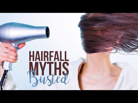 Uncommon Myths And Facts About Hair Fall You Did Not Know - Glamrs.com