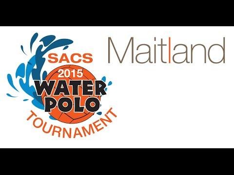 SACS Waterpolo Tournament - 4 October 2015 11H30 - 15H50