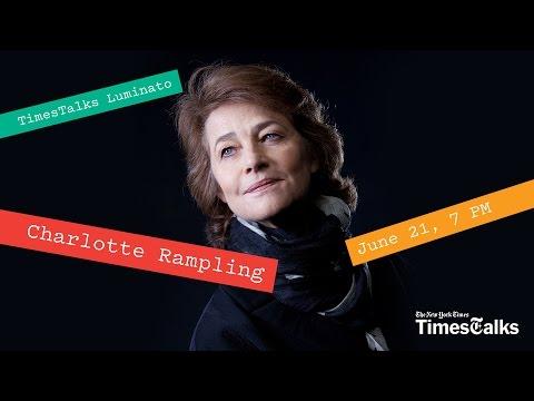 TimesTalks Luminato: Charlotte Rampling
