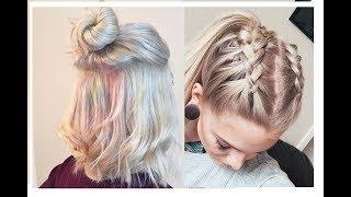 Peinados Tumblr Faciles Para Cabello Corto 2017