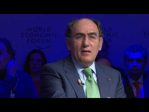 The Energy Transformation - Panel Discussion at DAVOS