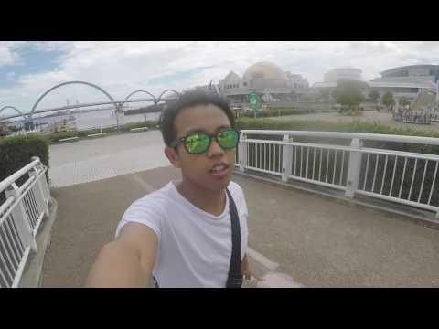 Port of Nagoya Aquarium//Travel Vlog Japan