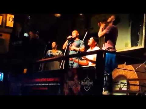 2014 CLT20 - Hard Rock Café Karaoke