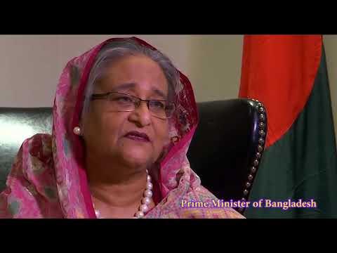 Rohingya Crisis   Sheikh Hasina Said Bangladeshi doesnt want help from Trump or Midleeast