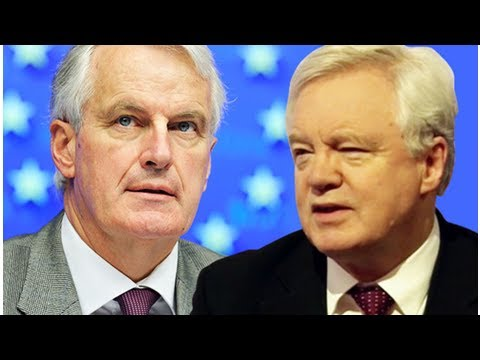 Britain could REFUSE to pay EU £40BILLION divorce bill if THIS happens warns Davis