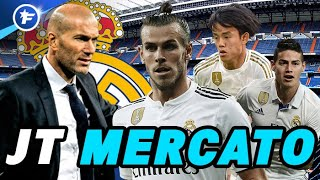 Le Real Madrid lance un dégraissage d'envergure | Journal du Mercato