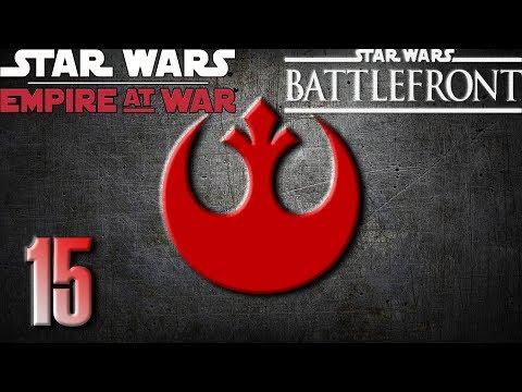 SW: Battlefront Commander (Rebels) Ep.15 ~ Battle for Coruscant [End]
