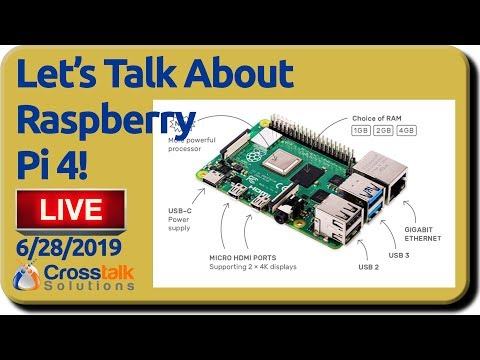 Let's Talk About Raspberry Pi!