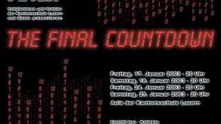 Final countdown (techno remix)