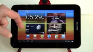 Samsung Galaxy Tab 7 Plus Review