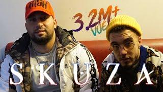Gambar cover Daly Taliani ft Sanfara - Skuza (Clip Officiel)