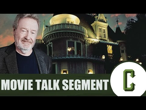 Ridley Scott to produce Magic Castle movie - Collider