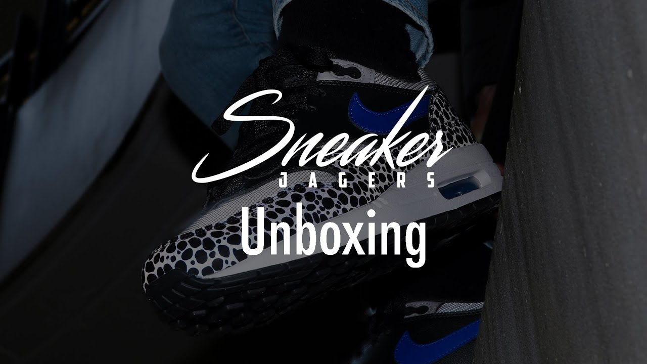 Unboxing: Nike Air Max 1 SE
