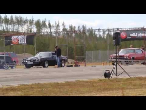 Dragrace 79 Camaro vs. 70 Chevelle
