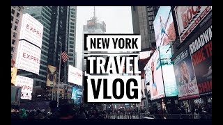 New Year's Eve in New York // Travel vlog