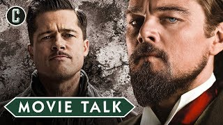 Quentin Tarantino Eyes Pitt, Dicaprio For Next Film - Movie Talk