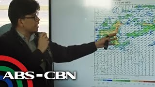 WATCH: PAGASA 4pm briefing on tropical depression 'Domeng' | 5 June 2018
