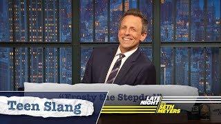 Baixar Seth Explains Teen Slang (Holiday Edition): Frosty the Stepdad, Little Bummer Boy