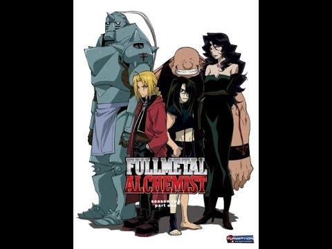 Fullmetal Alchemist Season 2 Part 1 - YouTube