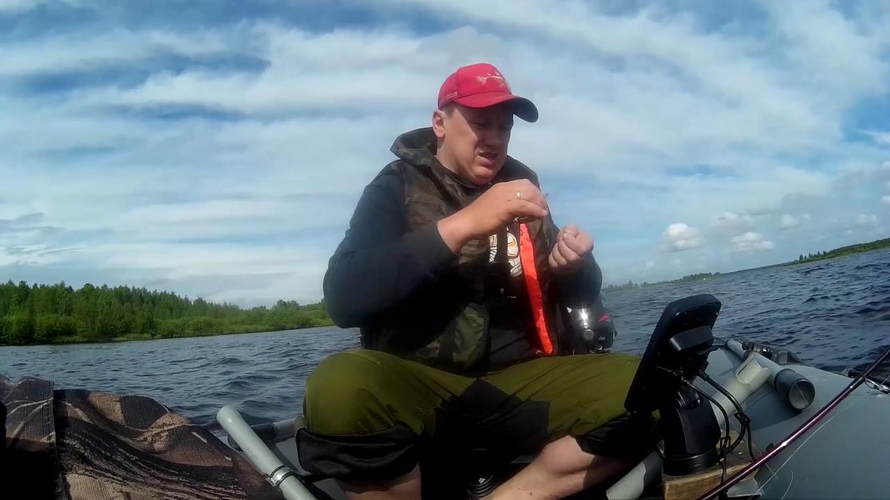 ловля судака летом на большой реке