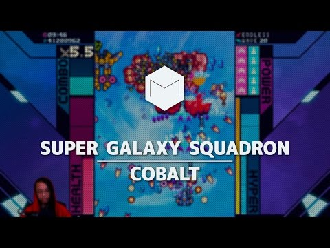 Super Galaxy Squadron EX Turbo | Cobalt - SSS | aznmike123 Let's Play